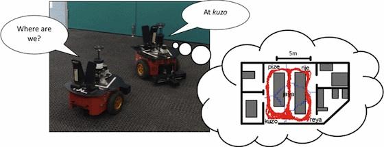 Lingodroids, robots australianos que aprenden lenguaje
