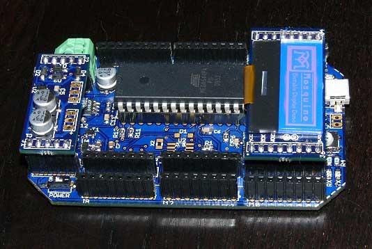 Mosquino: Un clon de Arduino diseñado para bajo consumo