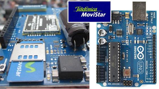 Movistar presentará una Shield GSM para Arduino en la Campus Party