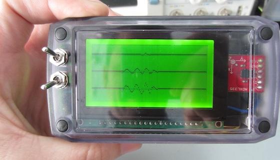 Tutorial Arduino: Acelerómetro 3 ejes ADXL335 +/- 3G