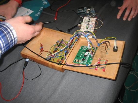 Osciloduino, un osciloscopio DiY con Arduino