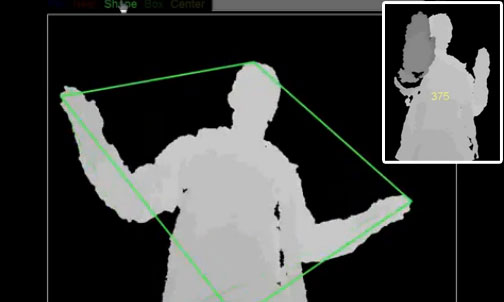Intrael: Interfaz HTTP para Kinect