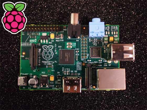 Raspberry Pi: Un ordenador Linux de 35 dólares