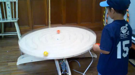Big Ball Maze - Juego interactivo con Arduino