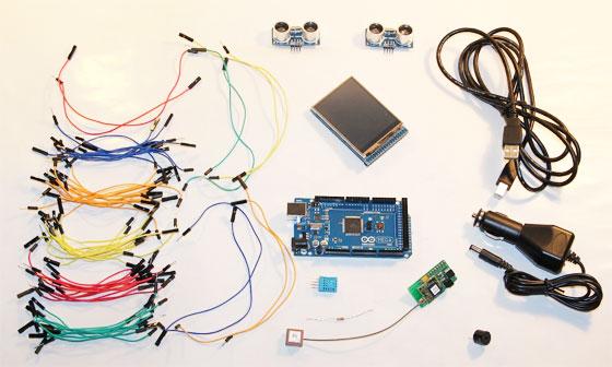 Proyectos de fin de curso con Arduino