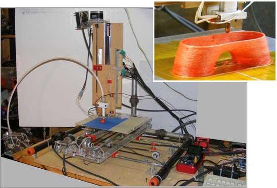 Impresora 3D con Nylon