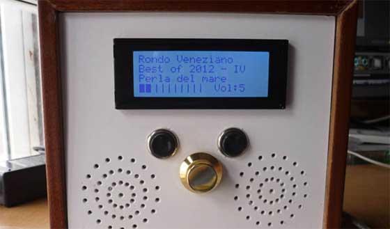 Cómo hacer una gramola MP3 casera con Arduino