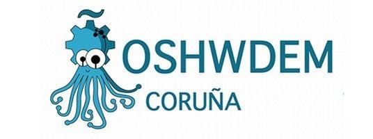 OSHWDEM Coruña - Evento con filosofía Barcamp