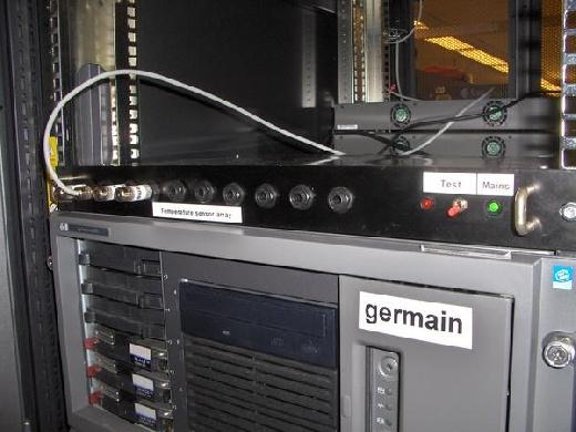 Control de temperatura para servidores bajo Linux