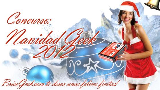 Concurso: Navidad Geek 2012