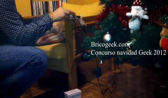Navidad Geek 2012: Asistente para abrir regalos con Arduino