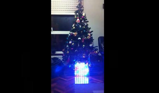 Navidad Geek 2012: Pixel Led RGB