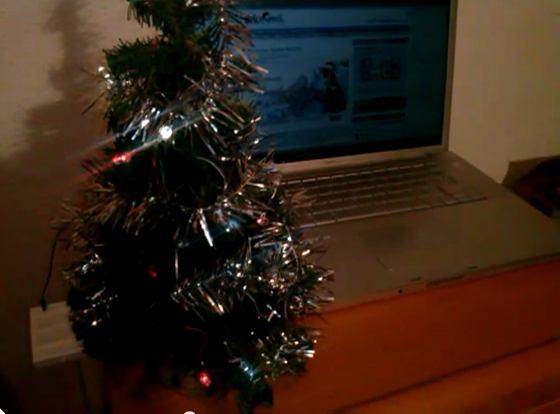 Navidad Geek 2012: Luces para Arbol con Arduino