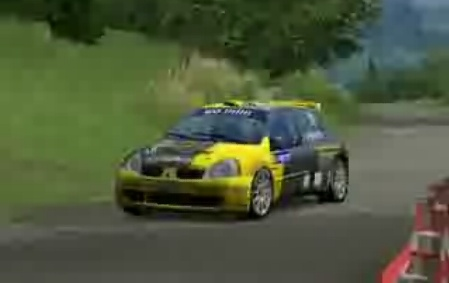 Live for speed... en version rally