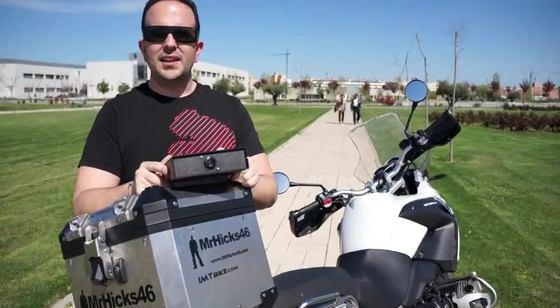 Vuelta al mundo en moto de MrHicks46