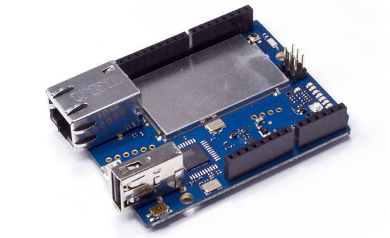Nuevo Arduino Yún presentado en la Maker Faire