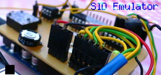 Emulador SID para Arduino