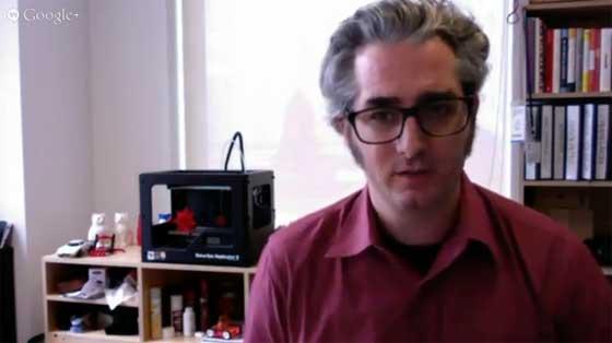Entrevista a Bree Pettis fundador de MakerBot