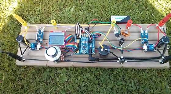Control de carga solar con Arduino