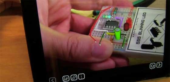 Montando prototipos con realidad aumentada