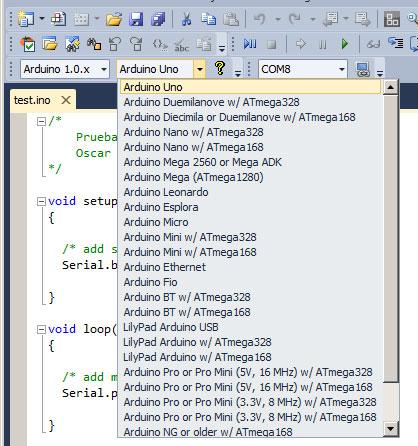 Cómo programar Arduino con Atmel Studio 6 - BricoGeek com
