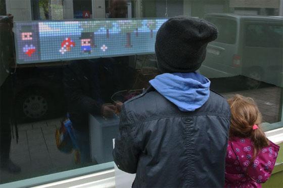 PixelGame: Un juego de calle con Arduino