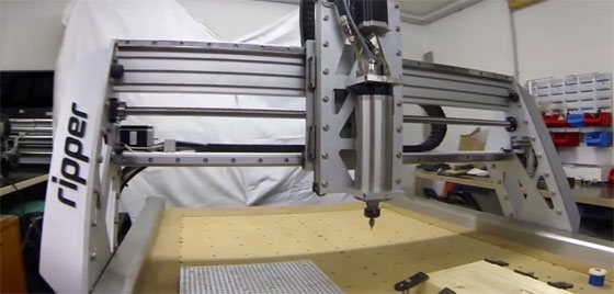 The Ripper: CNC Open Hardware