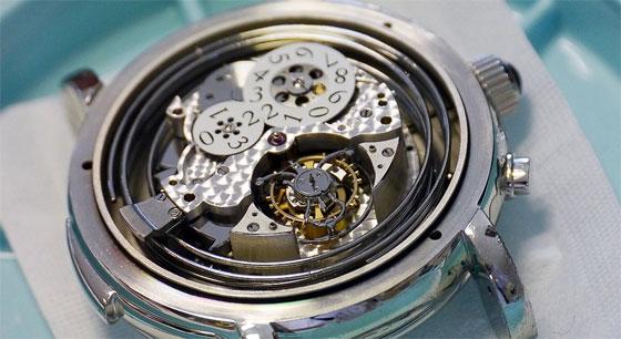 Relojería: El arte de la micromecánica