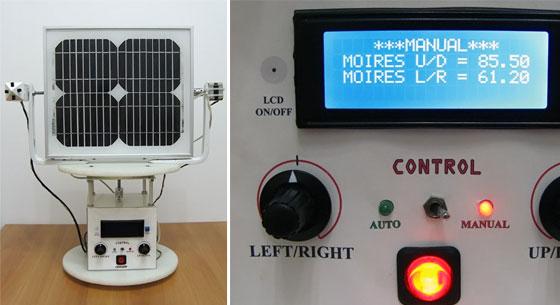 Sistema de orientación automática para placas solares