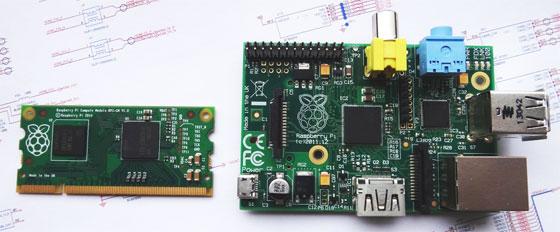 Raspberry Pi Compute