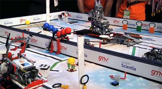 First LEGO League 2014