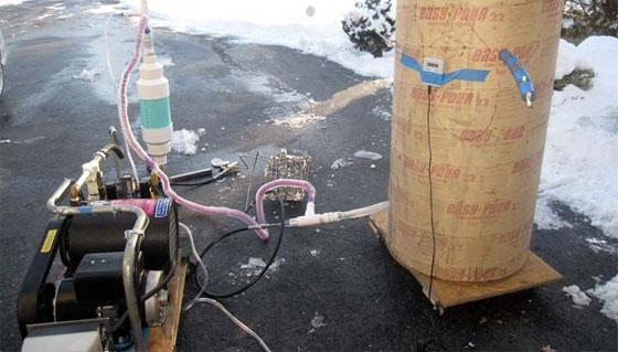 Cómo hacer un generador de nitrógeno líquido