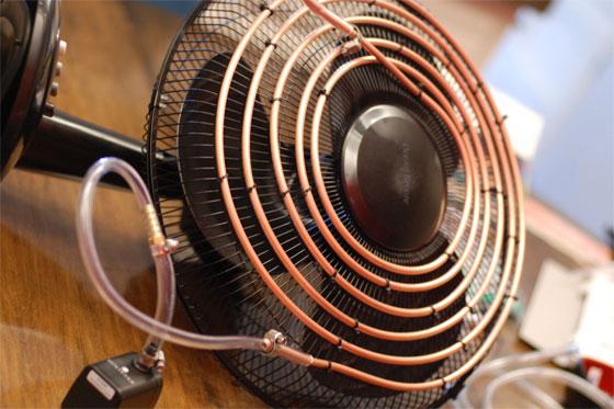 Cómo hacer un climatizador casero