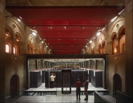 Se inaugura la Red Española de Supercomputación