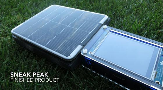 Cómo hacer una alimentación solar para Raspberry Pi