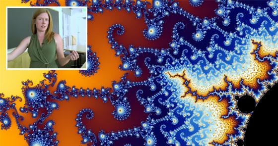 El algoritmo de Mandelbrot y los números complejos