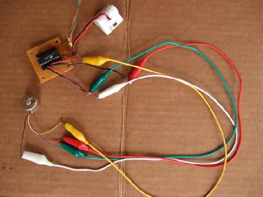 Controlar un motor paso a paso con un AVR
