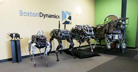 Spot: El nuevo robot eléctrico de Boston Dynamics