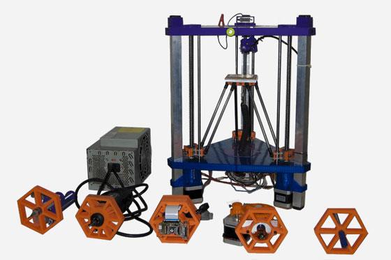 TwinTeeth: Una mini-factoría de PCBs para tu taller