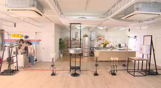 Automatización extrema en la cocina: Gambas rebozadas