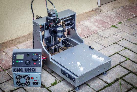 Cómo hacer una máquina CNC con una impresora 3D