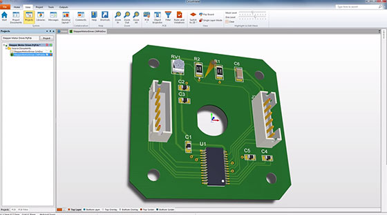 Circuitmaker Diseño De Pcb Gratuito Bricogeek Com