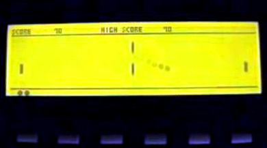 El PONG en una caja de ritmos MPC1000