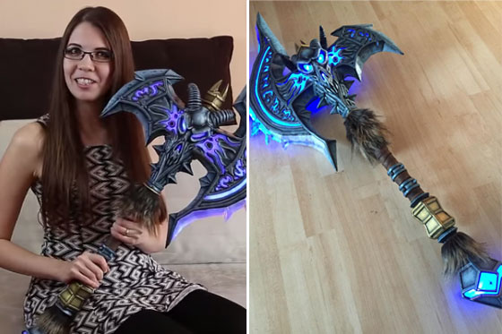 Cómo hacer la Shadowmourne de World of Warcraft
