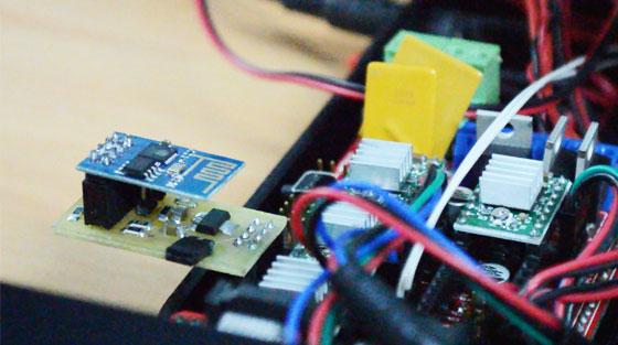 Wifi para tu impresora 3D con el ESP8266