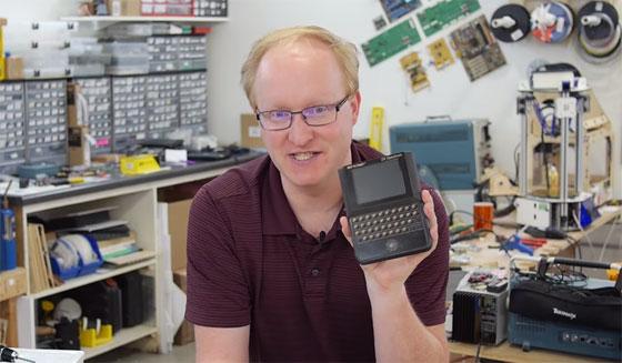 El ZX Spectrum portátil de Ben Heck