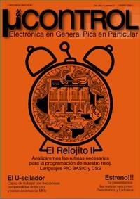 Segunda edición de la revista uControl