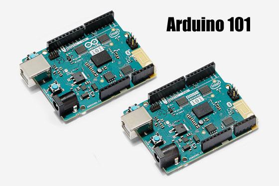 Massimo Banzi e Intel presentan Arduino 101 y Genuino 101