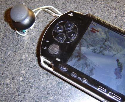 Como hacerse un control analógico para la PSP