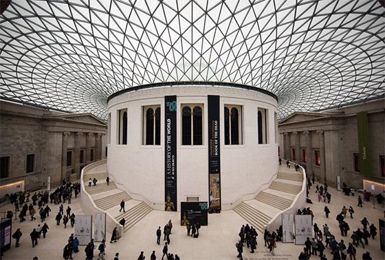El Museo Británico actualiza su canal de Youtube